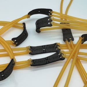 GM&BW Dankung Replacement Band Sets    varation like 2   4   6 strands    looped bands for Dankung