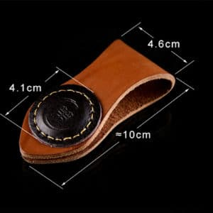 Sobong waist belt magnetic piece for carrying steel ammo