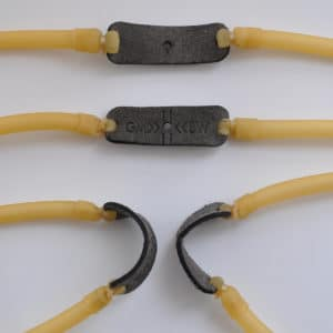 GM&BW Slingshot Replacement Band Sets, Compatible with Catapult from Barnett Trumark,Daisy,Marksman