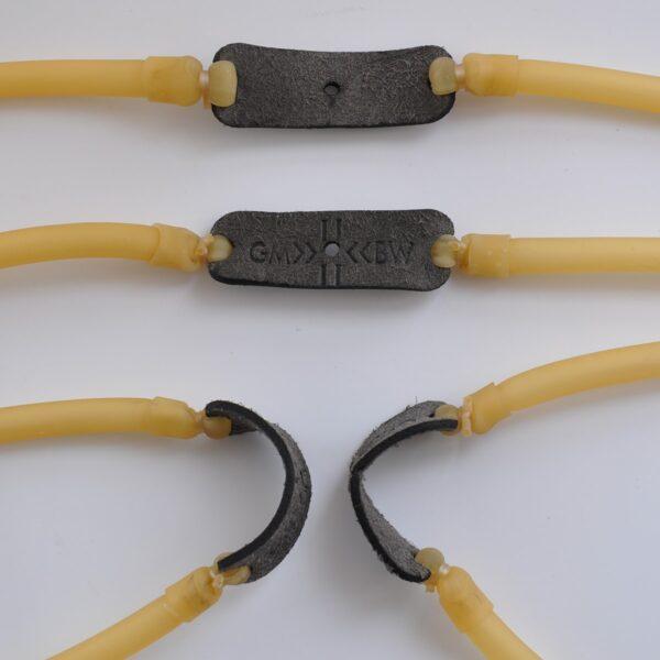 Sets de gomas de reemplazo GM&BW, Compatible con tirachinas Barnett Trumark,Daisy,Marksman