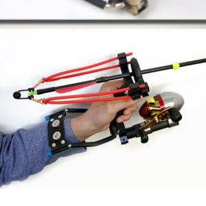 slingshot fishing arrow