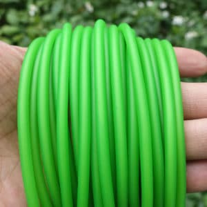 slingshot tubes green color
