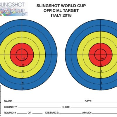 Slingshot world cup official target 2018 Italy version(Direct download)