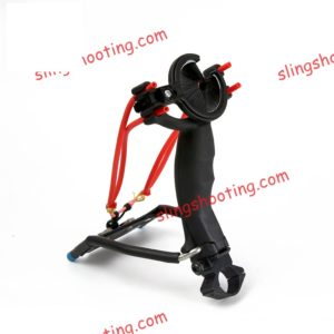 Fishing slingshot