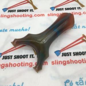 Polycarbonate resin slingshot edged version