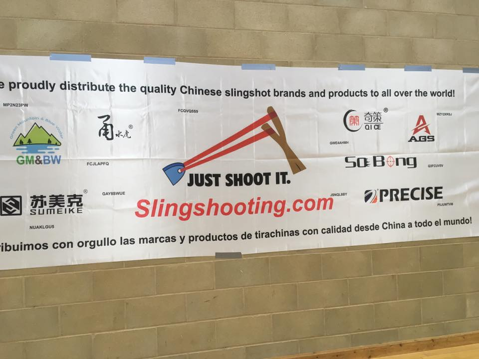 slingshooting sponsored ESF spring trounament