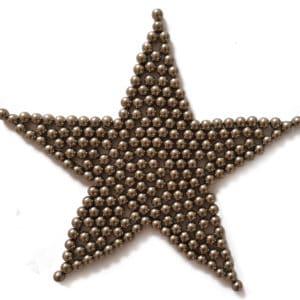 estrella de munición de tirachinas
