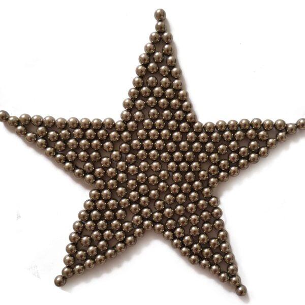 estrella de munición de honda