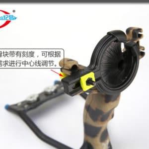 Soporte de flecha para tiracinas instalacion