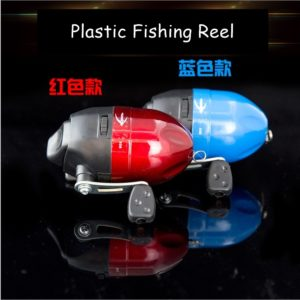 slingshot fishing reel plastic