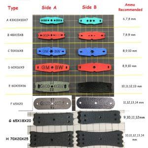 tirachinas bandana de microfibra