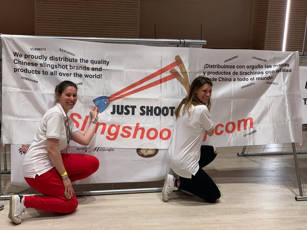 We sponsored Italian National Slingshot Championship 2