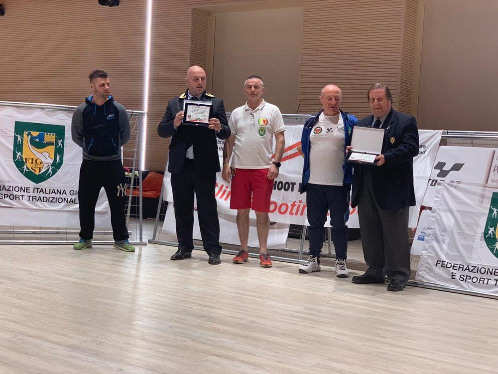 sponsor Italian slingshot championship