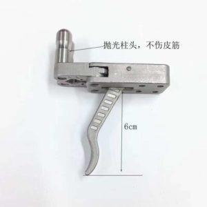 Slingshot rifle trigger
