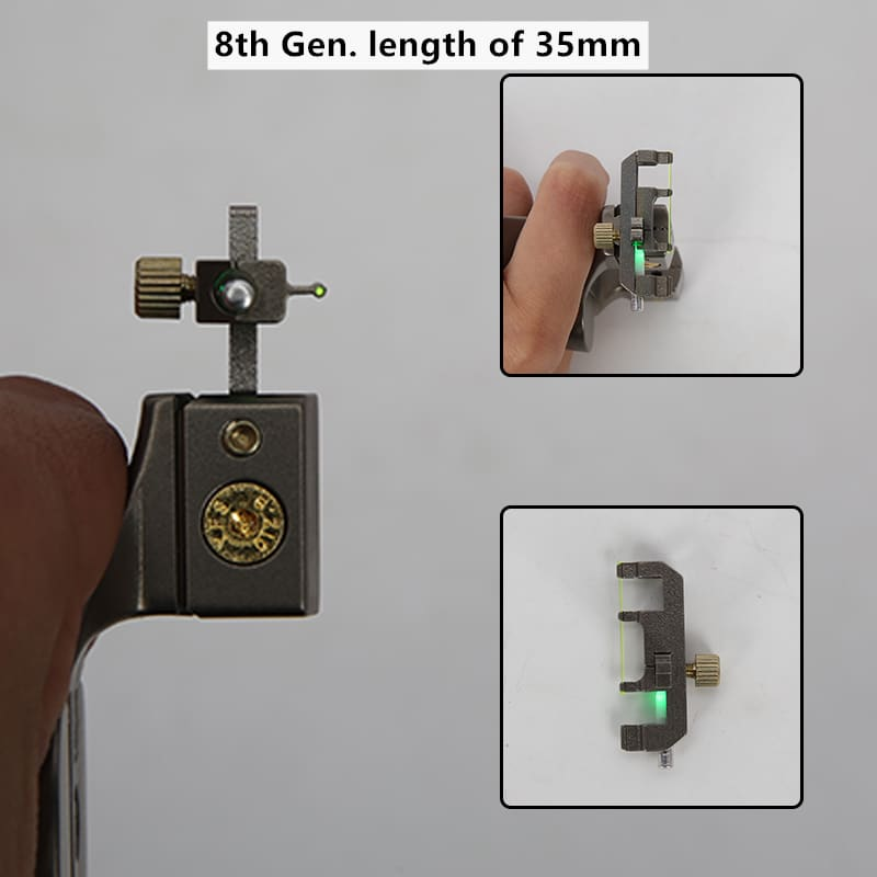 slingshot sight system slingshot aiming device 8th