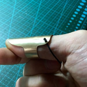 Hai Style catapult Frameless nail protector