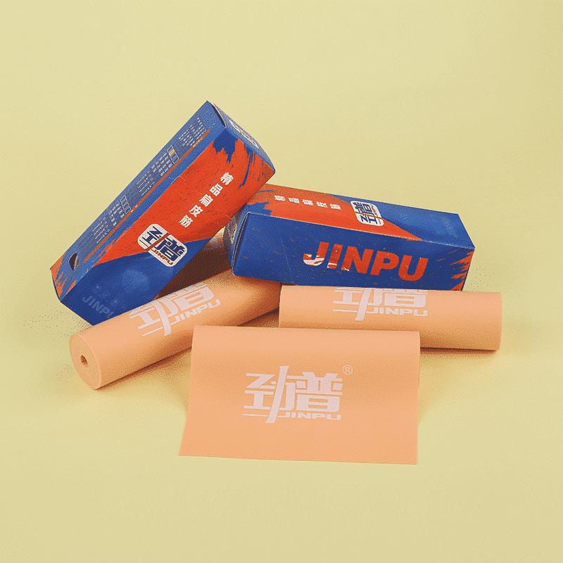 Jinpu flat band