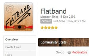 flatband at slingshotforum
