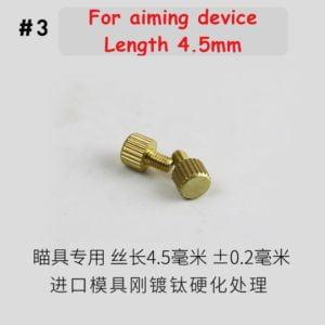 screw for slingshot number 3