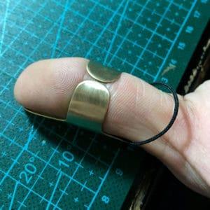 slingshot Hai Style Frameless nail protector
