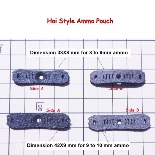 Hai style pouch
