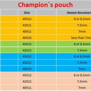 slingshot champion pouch