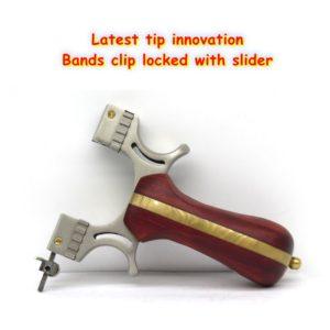 no tie with slider lock tip
