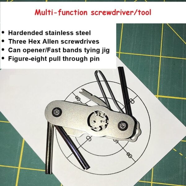 multi function slingshot screw drive tool
