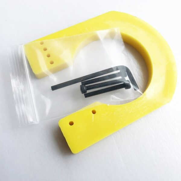 slingshot U shape tying jig