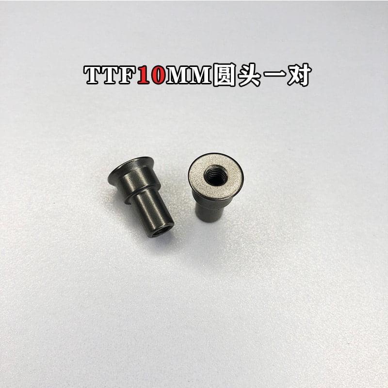 10mm round TTF tips