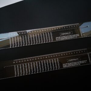 cut slingshot bands universal ruler