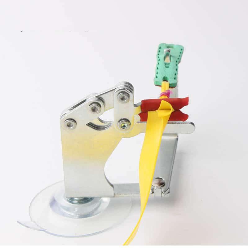 Mini herramienta de atado de gomas 7